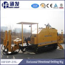 25t Máquina de perforación direccional horizontal y vertical (HFDP-25L)