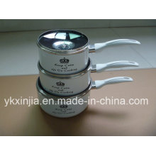 Kitchenware Aluminum Non-Stick Coating Milk Pot Set Cookware