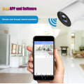 Small Size Wifi IP Outdoor PTZ Camera Bullet With P2P function Cloud service