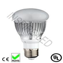 7W UL led bulb high performance dimmable Samsung chip led bulb