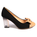 Genuine crocodile leather air supply party ladies shoes