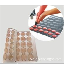 FDA Double-Sided Macaron Silicone Baking Mat