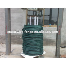 Soft PVC Coated Wire, PVC Coated GI Wire for Chain Link Fence