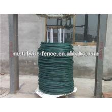 Alta qualidade PVC revestido GI Wire