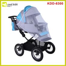 Metal superman baby umbrella stroller