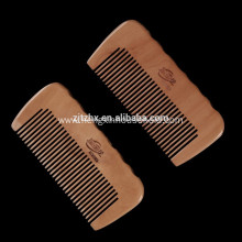Wood Beard Care and Mustache Comb for Men