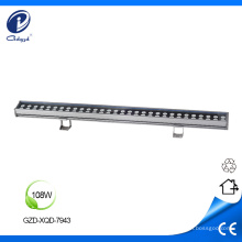 O alumínio de 108W AC220V conduziu a arruela de parede exterior