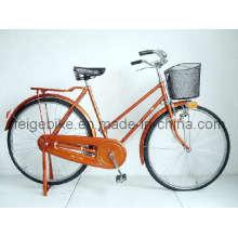Dauerhaftes traditionelles Fahrrad-Stadt-Fahrrad (CB-017)