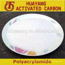 Floculante químico del tratamiento de aguas Precio aniónico de la poliacrilamida