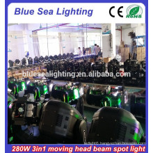 Super brightness moving head light Robe Orsam 280W beam 10r