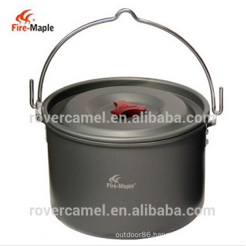 Fire Maple FMC-212 Ultralight hanging pot non-stick cookware set picnic cookware