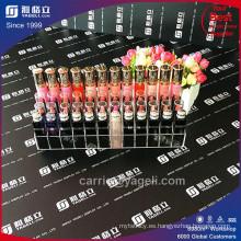 Fuente de la fábrica más barato titular de acrílico lápiz labial