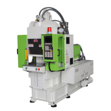 Vertical clamping and horizontal injection molding machine(No-Pillar)