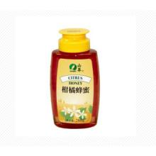 Frasco do mel da classe de alimento com tampão da válvula do silicone do Non-Drip (PPC-PHB-62)