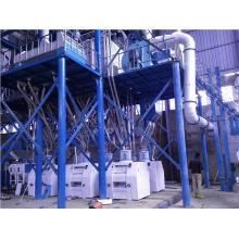 중국에서 상업용 옥수수 밀링 머신