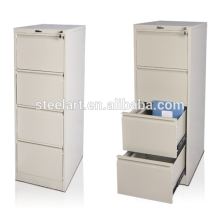 Buntes Metall Büro 4 Schublade Aktenschrank