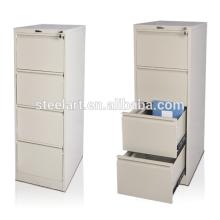красочные металлические офис 4 подачи ящика шкафа