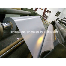 White PVC Roll for Large Digital Printing