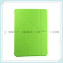 Fold Design for iPad Cover with Stand