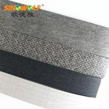 Borda de borda do ABS de 0.35-3.0mm para o acessório da mobília