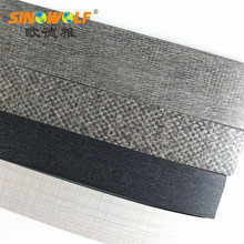 0.35-3.0mm ABS Edge Banding for Furniture Accessory