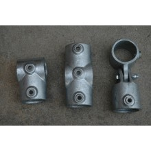 Malleable iron kee klamp fittings