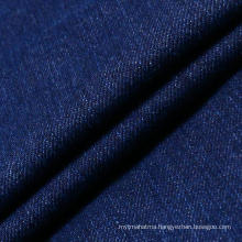 Blue Stretch Cotton Spandex Denim Fabric for Women Jeans