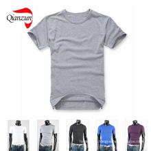 T-shirt personalizado da forma do algodão