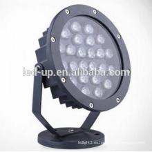 DMX 24W LED RGB luces de inundación