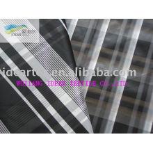 5DX50D Polyester Garn gefärbt aufgegebenen Stoff für Mantel