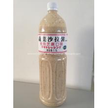 Unique à saveur vinaigrette Sauce grande bouteille Best-seller
