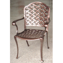 Metal Garden Outdoor Furniture Cast Aluminium Patio Chair Set
