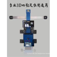 Rad-Positionierungsinstrument des LKW-3D vier