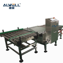 Inline Checkweigher Machine for Food Packaging