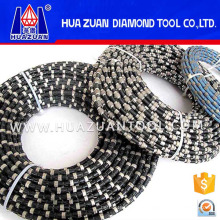 11.5mm Diamond Wire Saw Rope for Concrete and Reinforced Concrete Cutting
