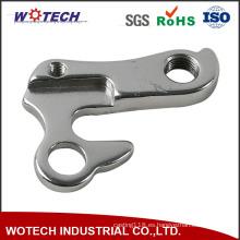 Cuerpo de gancho mosquetón de aluminio forjado personalizado OEM
