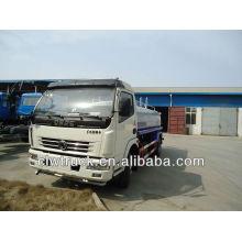 Dongfeng 6000L a 9000L camión cisterna de agua