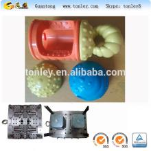 ПВХ грузило зажимы Мультфильм символов игрушки пластиковая игрушка плесень производитель стали для литья под давлением