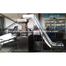 Low Noise Capsule Inspection Machine With Adjustable Roller Distance