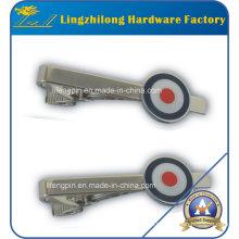 Fabricante Custom Blank Tie clip con logotipo personalizado