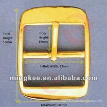 Boucle de ceinture / sac en or (M16-246A)