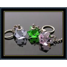 Crystal Key Rings