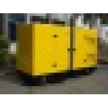 Супер Молчком Тип генератор 175kva 400В дизельный двигатель CUMMINS генератор питание