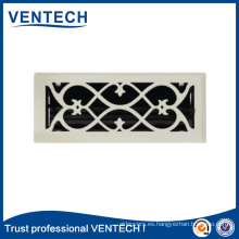 Rejilla de aire del piso del aire acondicionado para el uso de la ventilación