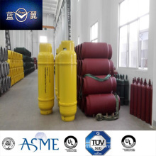 100L Low and Medium Pressure Gas Cylinder for Chfcl2