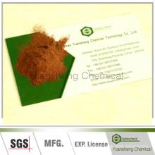 Gypse Additifs Conseil de paille Pâtes de sodium Lignosulphonate