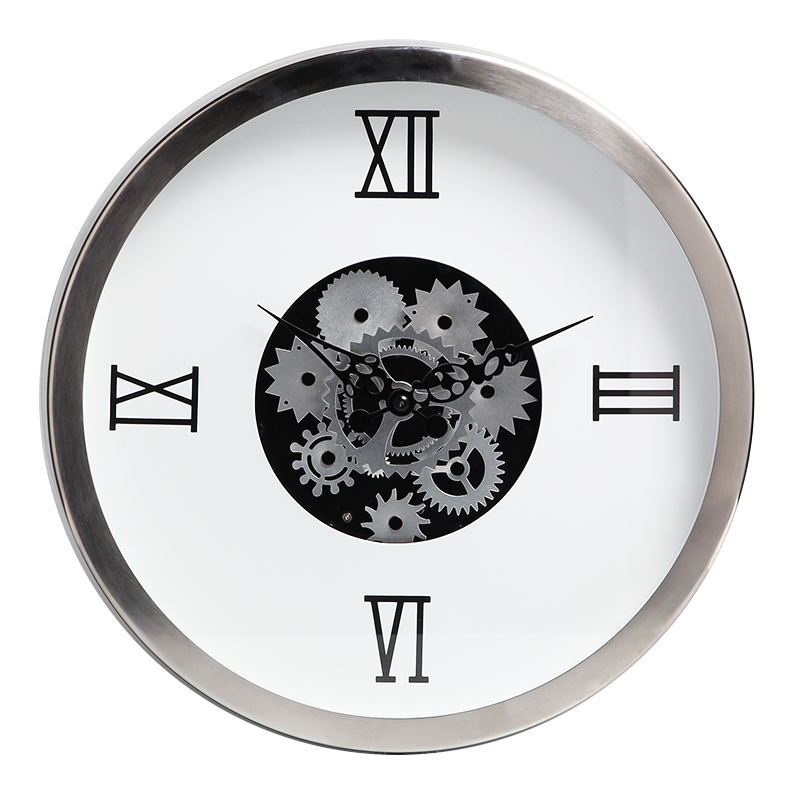 Metal Gear Wall Clock