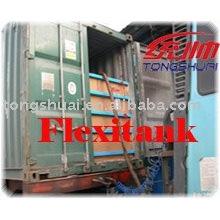 Flexitank flexibag pour conteneur ISO