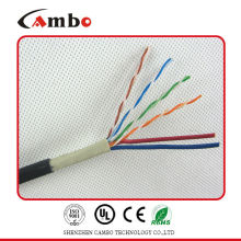 CAT5 network cable cctv camera power cable