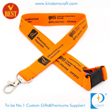 High Quality Ployester Lanyard for Staff